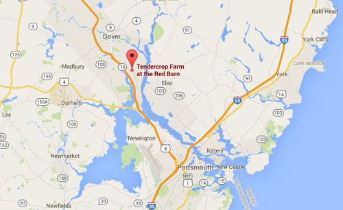 Get an interactive map for Tendercrop at Dover, NH